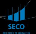 Logo-SECO-BLUE-RGB with baseline